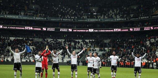 Beşiktaş evindeki galibiyet serisine devam dedi