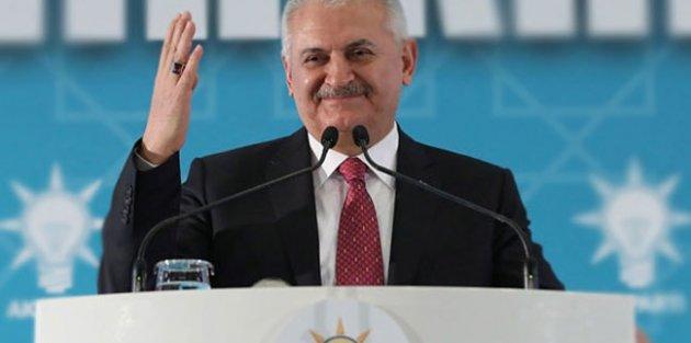 Binali Yıldırım: Kürtler terörle hayatını karartanlara oy vermez
