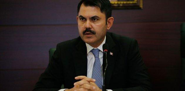 Çevre ve Şehircilik Bakanı Kurum: Kaçak yapılar dijital olarak takip edilip önlenebilecek