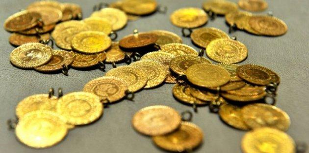 Çeyrek altın 176 lira oldu