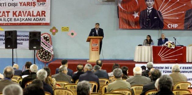 CHP ilçe kongrelerinde sona doğru