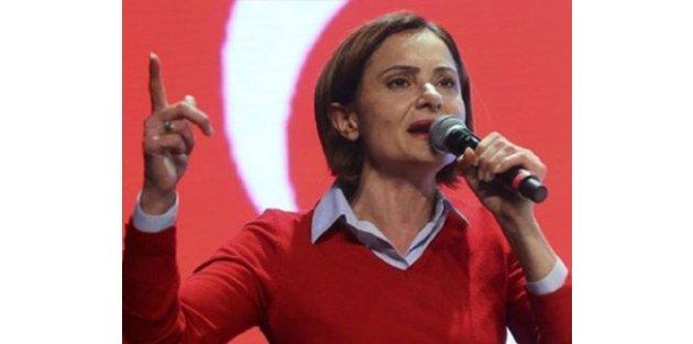 CHP İstanbul İl Başkanı Canan Kaftancıoğlu için istenen ceza belli oldu
