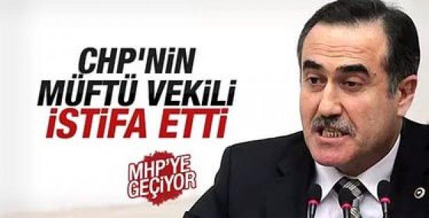 CHP'den İstifa Eden Özkes Hangi Partiye Geçiyor