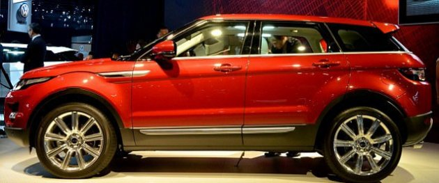 Çinli şirket Range Roverı birebir kopyaladı