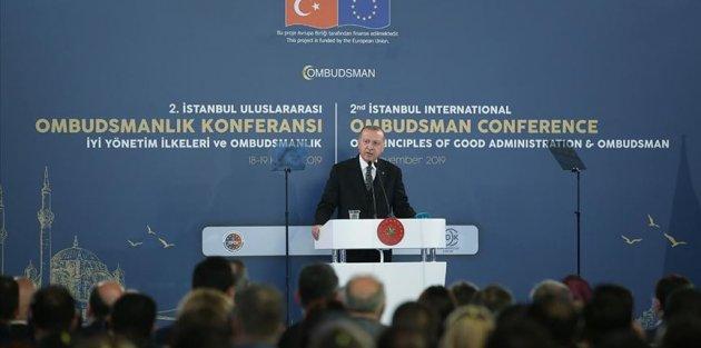 Cumhurbaşkanı Erdoğan: Bizim derdimiz petrol değil insan