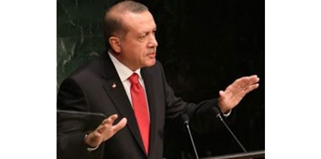 Cumhurbaşkanı Erdoğan BM'de Barzani'ye meydan okudu
