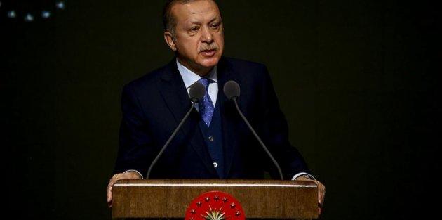 Cumhurbaşkanı Erdoğan: Çok yakında terör örgütü kıpırdayamaz hale getirilecektir
