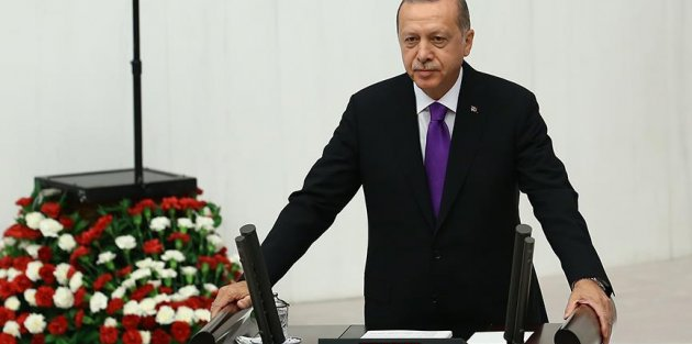 Cumhurbaşkanı Erdoğan: Ekonomik saldırıyı atlatma yolunda ilerliyoruz