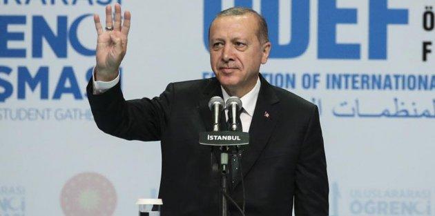 Cumhurbaşkanı Erdoğan: İsteseniz de istemeseniz de güçleneceğiz