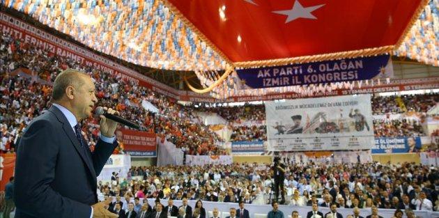 Cumhurbaşkanı Erdoğan: Rekor bir oyla siyaset tarihimize geçeceğimize inanıyorum