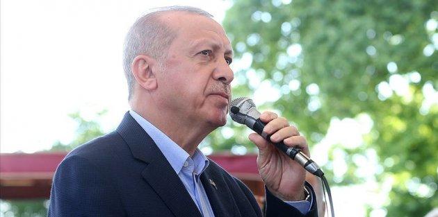 Cumhurbaşkanı Erdoğan: Şenler'in geride bıraktığı miras çok büyük ve anlamlıdır