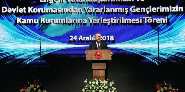 Cumhurbaşkanı Erdoğan: Suriye Kürtlerini PKK/PYD'nin zulmüne terk etmeyeceğiz