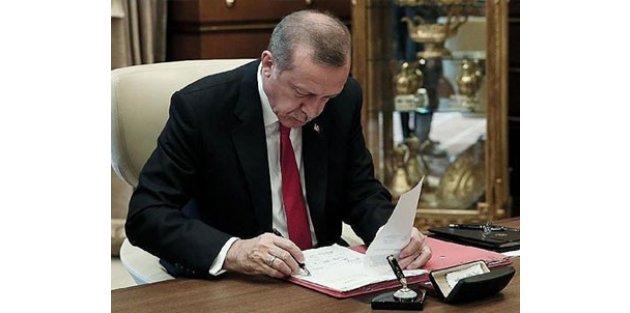 Cumhurbaşkanı Erdoğan'dan dikkat çeken atama!