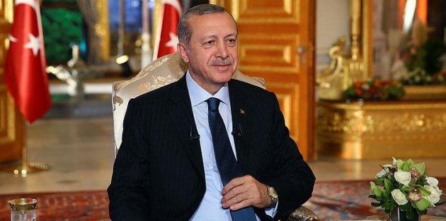 Cumhurbaşkanı Erdoğan'dan flaş yabancı futbolcu açıklaması!