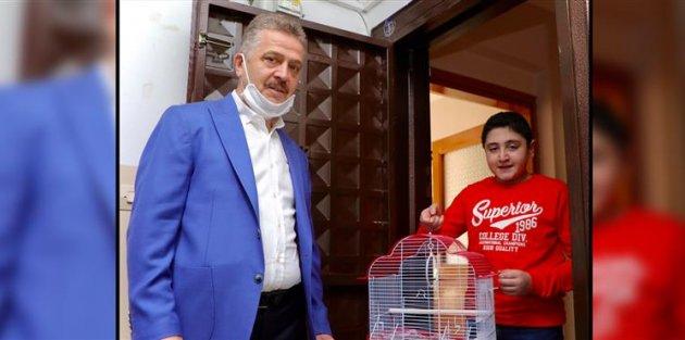 Cumhurbaşkanı Erdoğan'ın Talimatını Başkan Usta Yerine Getirdi