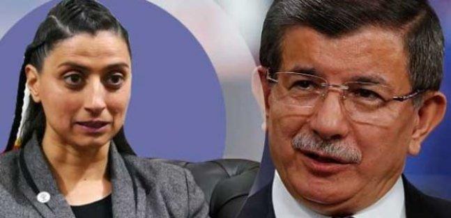 Davutoğlu açıkladı: HDP'li vekil tehdit etmiş