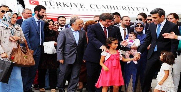 Davutoğlu: Cumhurbaşkanı ile aramıza parola vardı