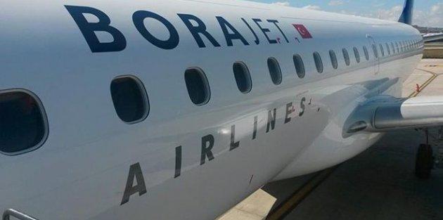 Dev havayolu şirketi, Borajet`i satın alıyor