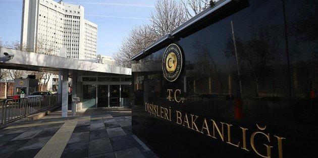 Dışişlerinden AP'nin 'Türkiye' kararına tepki: Karar bizim için yok hükmündedir
