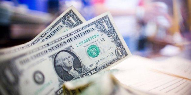 Dolar güne 5,58'den başladı