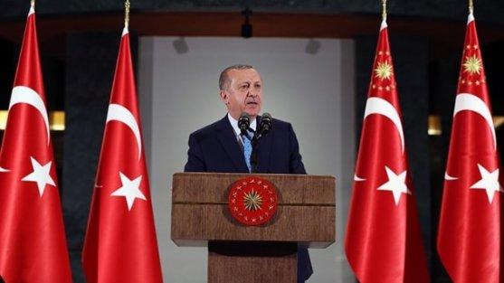 Erdoğan: Bizim Rabiamızın anlamını Kılıçdaroğlu da Kandil'in artıkları da bilmez