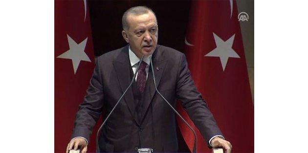 Erdoğan: Büyük kongrede kendimizi yenileyecek, enerjimizi tazeleyeceğiz