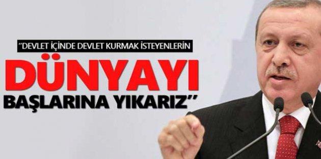 Erdoğan net konuştu: