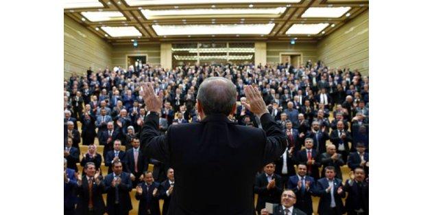 Erdoğan o muhtarı Külliye'ye çağırmadı!