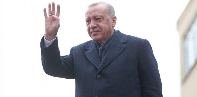 Erdoğan: Seçimden sonra ilk iş Suriye meselesini sahada çözeceğiz