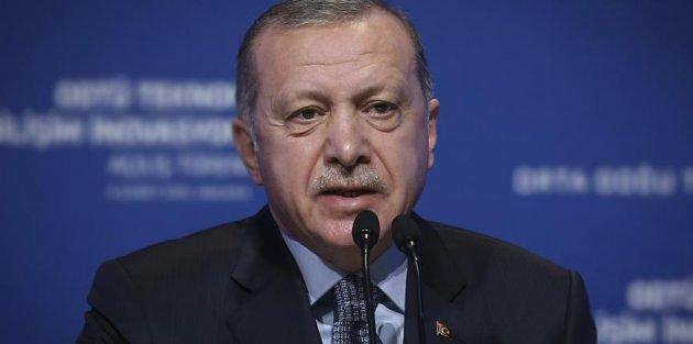 Erdoğan: Türk gemicilik sanayi son 16 senede yeniden şaha kalkmıştır