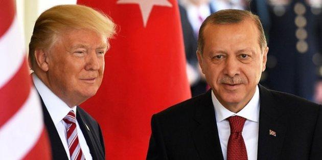 Erdoğan tutuklanan vatandaşlarımızı sordu, Trump 'ilgileneceğim' dedi