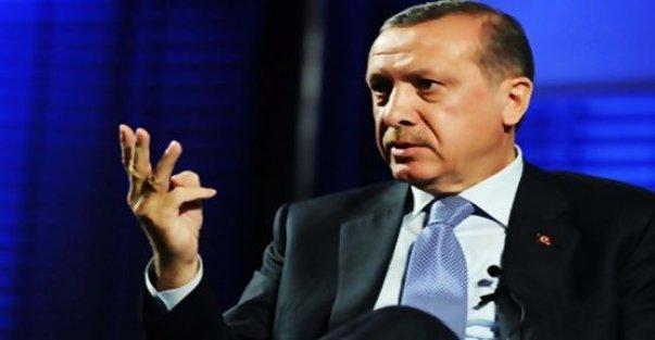 Erdoğandan 3 çocuk için özel mani
