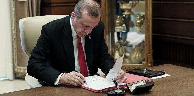 Erdoğan'dan milyonları ilgilendiren 3 kanuna onay...