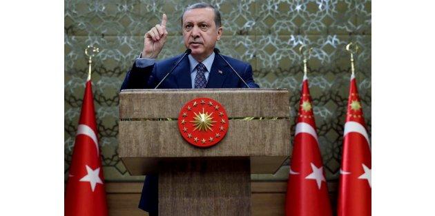 Erdoğan'dan Yenişafak ve Akit açıklaması!