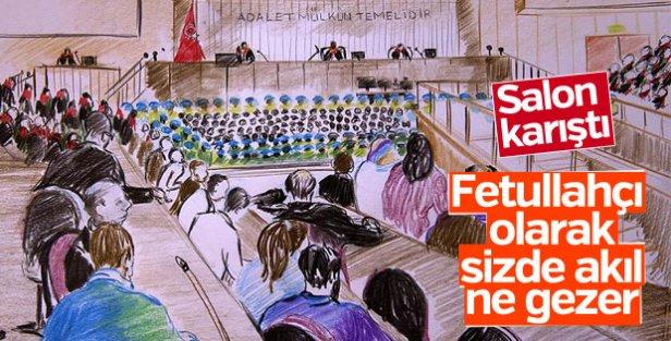 Erdoğan'ın avukatından FETÖ'cüye ayar
