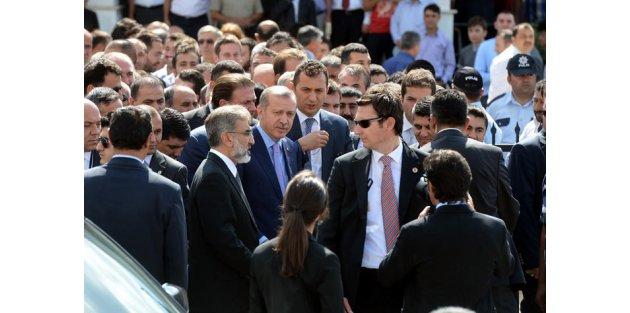 Erdoğan:İş Çığrından Çıkmıştır