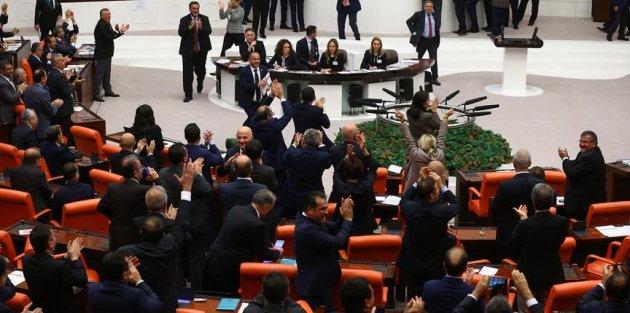 Erken emeklilik Meclis gündemine girdi