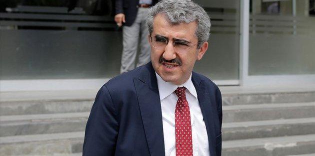 Eski ÖSYM Başkanı Ali Demir'e FETÖ'den gözaltı