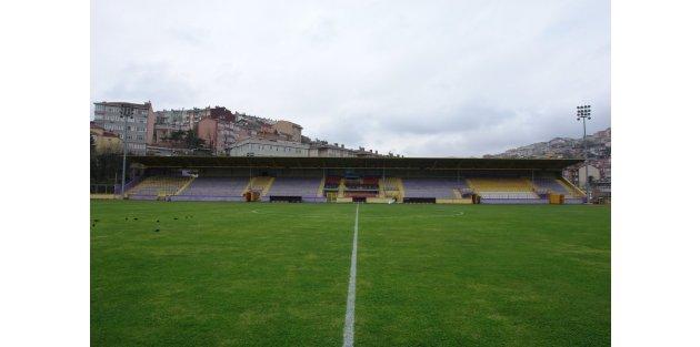 Eyüp Stadı ikinci yarıya hazır