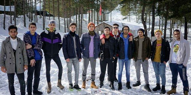 Eyüpsultanlı Gençler, 2020 Kış Kampında Kefkende Buluşuyor…