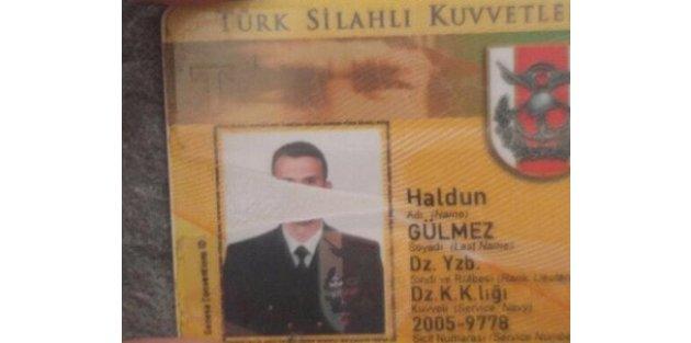 FETÖ'cü komutanın üzerinden Gülen'in duası çıktı