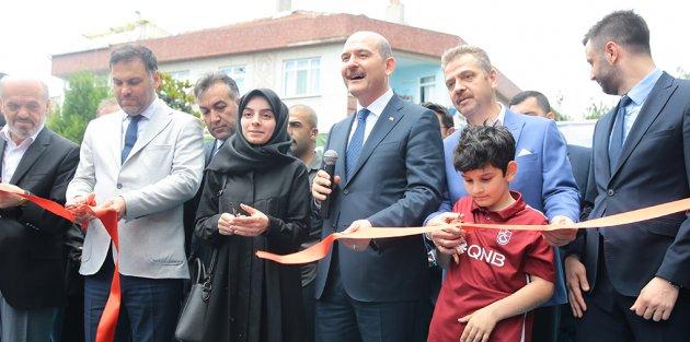 Fevzi Çakmak Camii, Bakan Soylunun Katılımıyla İbadete Açıldı