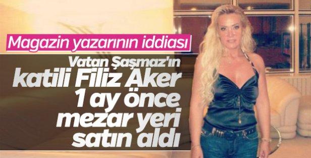 Filiz Aker hakkında çarpıcı iddialar gelmeye devam ediyor