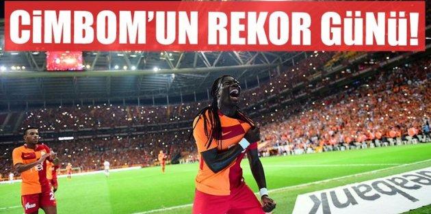 Galatasaray, Kasımpaşa maçında rekor bekliyor