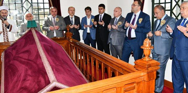Gazi Osman Paşa Vefatının 118'inci Yılında Kabri Başında Anıldı