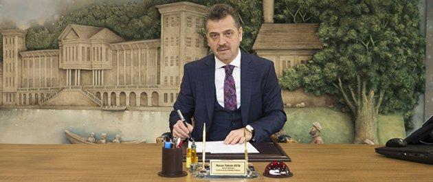 Gaziosmanpaşa belediye başkan adayı Hasan Tahsin Usta Oldu