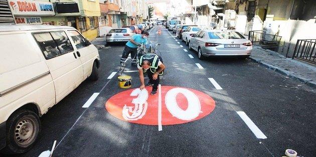 Gaziosmanpaşa Belediyesi 'güvenli ulaşım için yollarda