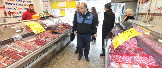 Gaziosmanpaşa Belediyesi Zabıta Ekiplerinden Gıda Sektörüne Hijyen Denetimi