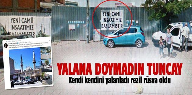 Gaziosmanpaşa Belediyesi'nin cami açıklamasına yalanlama