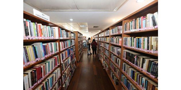 Gaziosmanpaşa Halk Kütüphanesine Gençlerden Yoğun İlgi